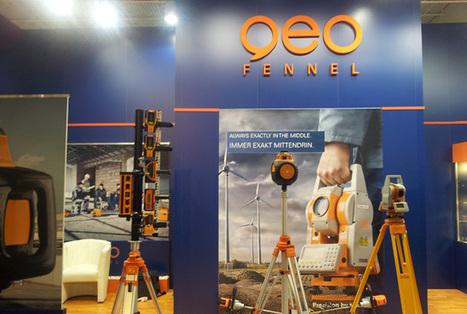 Geo Fennel présente ses nouveautés laser sur Batimat | Actu Outillage Pro | Scoop.it