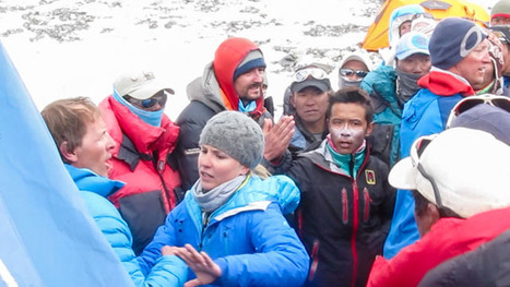 Footage of the Everest Brawl of 2013 Released! | | Into Thin Air | Scoop.it