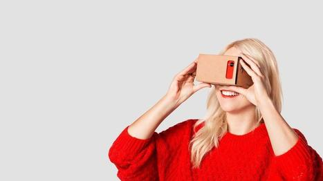 What Virtual Reality Will Mean for Advertising | Transliteracy: Physical, Augmented, & Virtual Worlds | Scoop.it