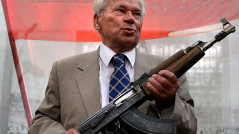 Mikhail Kalashnikov, Creator of AK-47, Dies at 94 | Innovation and Execution and Other | Scoop.it
