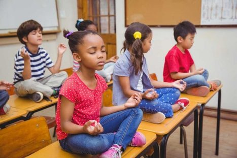 Mindfulness Exercises That Treat Anxiety Disorders In Kids | Self Development | Scoop.it