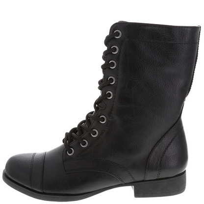 Womens - Brash - Women's Tanner Lace-Up Boot - Payless Shoes | fashion | Scoop.it