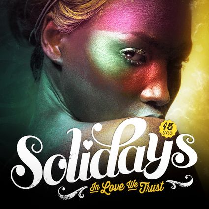 Moustic The Audio Agency aux SOLIDAYS 2013 | Radio d'entreprise | Scoop.it