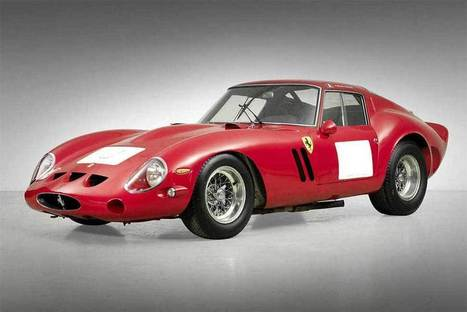 Ferrari-nomics: How a Sports Car Brand Engineers Record-High Prices | Marketing | Scoop.it