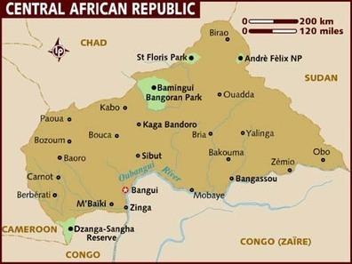 intervention française à Bangui. Après le Mali, la République centrafricaine? | VILISTIA AFRIQUE*ORIENT | Scoop.it