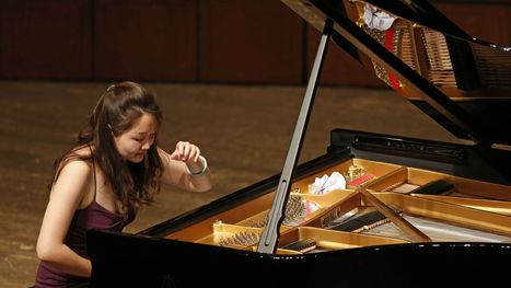 World Piano Competition: Nerves, artistry keys to a win | Classical and digital music news | Scoop.it