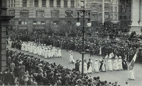 Suffragettes No More - The Long Struggle for Women's Equality   Michael Spicer Gender Discrimination   Scoop.it