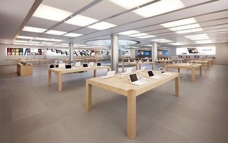 Four Key Lessons Every Boss Can Learn From Apple's Retail Stores | Organisation Development | Scoop.it