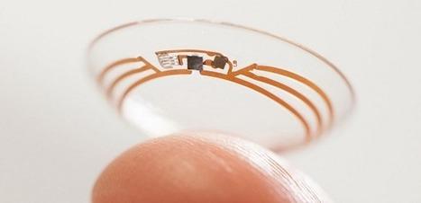 Google, des lentilles intelligentes pour faciliter la vie des personnes atteintes de diabète | #VeilleDuJour | Scoop.it