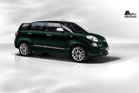 Dit is de nieuwe Fiat 500L Living - Auto Edizione | Good Things From Italy - Le Cose Buone d'Italia | Scoop.it