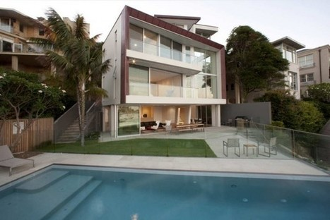 Point Piper House by POPOVbass Architects | sustainable architecture | Scoop.it