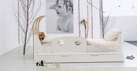 Aménager une chambre d'enfant : les 5 règles à connaître ... | Décoration chambre enfants | Scoop.it