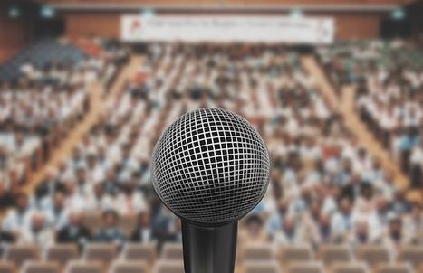 L'art de réussir ses présentations | Actus TICE Universitaires | Scoop.it