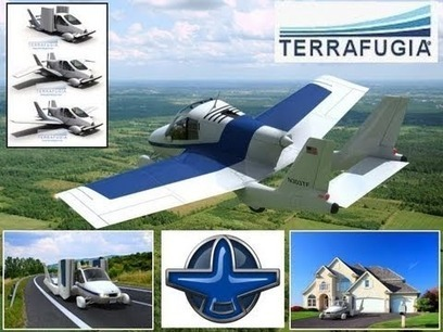 The Terrafugia Transition Flying Car   Amazing Science   Scoop.it