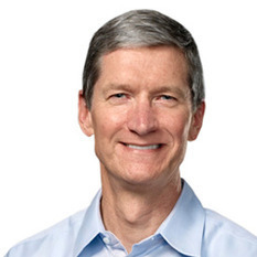 Apple's Tim Cook Tops List of Most-Liked Tech CEOs - PC Magazine | mobile for nonprofits | Scoop.it