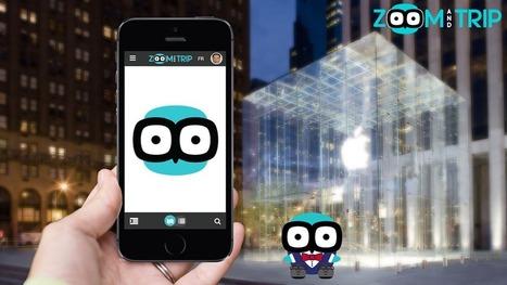 #Veille : 4 startups à découvrir : ZoomAndTrip, AimeTesCommerces, Ticolas et Glagla - Maddyness | Startup & Appli | Scoop.it