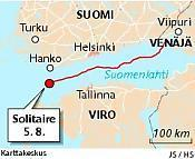 Nord Stream completing Finnish part of Russian-German gas pipeline project - Helsingin Sanomat   Finland   Scoop.it