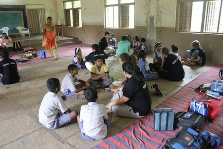 NSLI-Y India and China Students Connect with Local Youth   iEARN in Action   Scoop.it