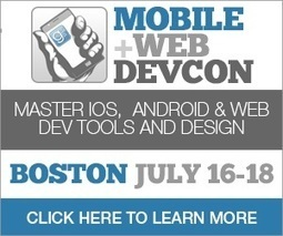 GSMI's Mobile+Web Developer Conference confirms speakers from Oracle ... - PR NewsChannel (press release) | Mobile App Development Company | Scoop.it