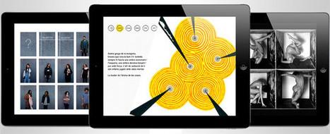 Las novelas se escapan del papel, las 'apps' reinventan las historias | Hipermedia | Scoop.it