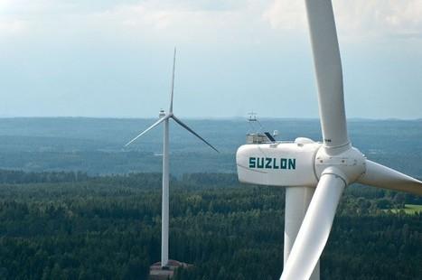 Eólica en Uruguay: proyecto eólico de UTE con aerogeneradores de Suzlon | REVE - Revista Eólica y del Vehículo Eléctrico | Energías Renovables o alternativas | Scoop.it