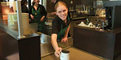 Now You Can Tweet A Free Cup Of Starbucks Coffee To Anyone | Business Strategy | Scoop.it