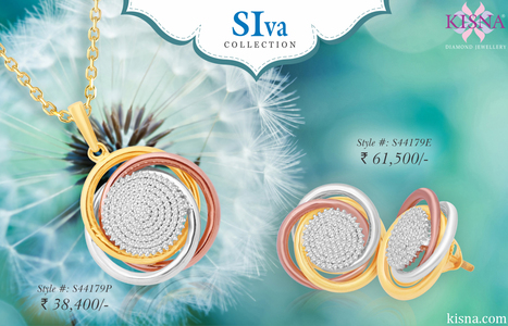 If you truly love nature you will find beauty everywhere , Siva Collection.  | Latest Indian Diamond Jewellery Designs | Scoop.it