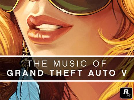 GTA 5 : trois albums dispo sur iTunes | Geeks | Scoop.it