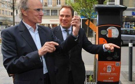 Skipi, «le parcmètre du futur», vient d'Ivry | Sociétédufutur | Scoop.it