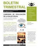 AEOPTOMETRISTAS-Boletín trimestral marzo 2013 | Salud Visual (Profesional) 2.0 | Scoop.it
