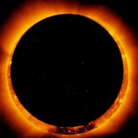 Solar Eclipse Will Turn Sun Into 'Ring of Fire' This Week | Prozac Moments | Scoop.it