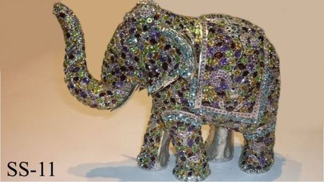 Buy Sterling Silver Elephant online   Indian shaily crafts   Scoop.it