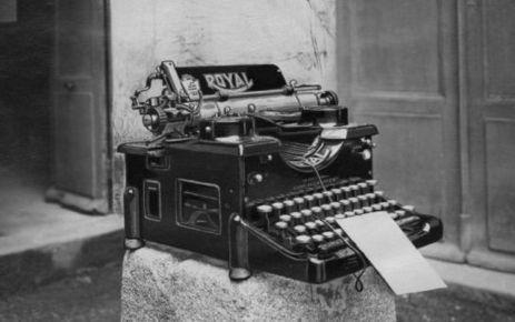 Le retour des machines à écrire chez les espions russes - Le Parisien | J'écris mon premier roman | Scoop.it
