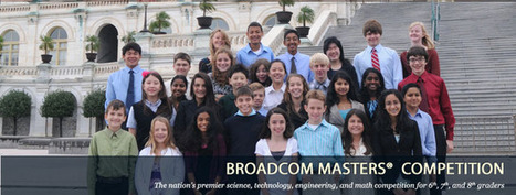 Nine Massachusetts Students Make Broadcom MASTERS 2012 Semifinals | Curious Minds | Scoop.it