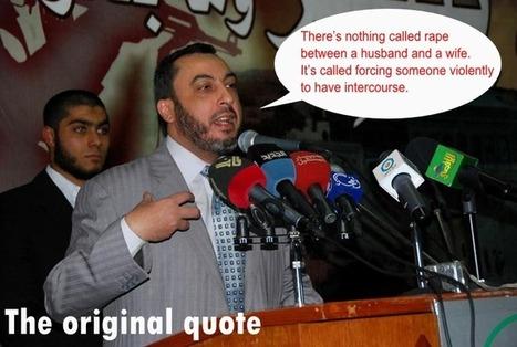 The religious farm of Lebanon: marital rape is allowed   Discrimination against women   Scoop.it