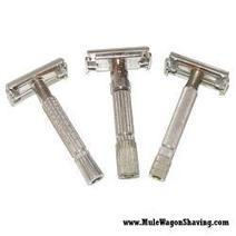 How to Clean Vintage Gillette Safety Razors | Safety Razors | Scoop.it