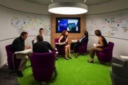 Repenser l'environnement de travail en entreprise | Economy | Scoop.it