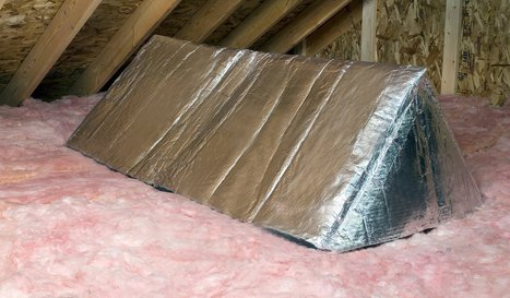 The Toolbox: Attic insulator, cleaning roof streaks | Fire Safety | Scoop.it