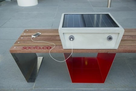 Solar-powered smart benches to appear in Boston parks | Social Impacts | Scoop.it
