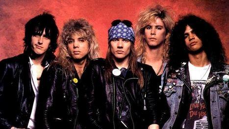 ¿Nuevo álbum de Guns n' Roses?   ¡La Rockola!   Scoop.it