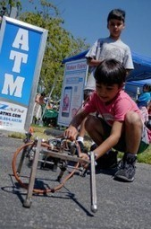 PHOTOS: Creativity soars at 2013 Maker Faire Festival in San Mateo – California Beat | Creativity for Better Living and Aging | Scoop.it