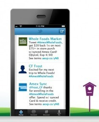 AmEx builds a mobile home for its social offers | Multichannel customer experience | Scoop.it