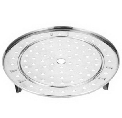 Reviews product Stainless Steel Steaming Plate,steaming Rack | Specialty Cookware Reviews | Scoop.it