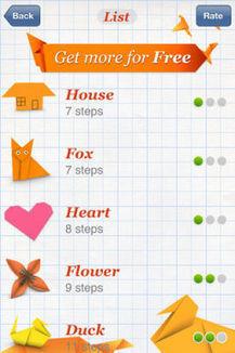 L'application gratuite du jour : How To Make Origami   App4Phone.fr   plateformes-applis   Scoop.it