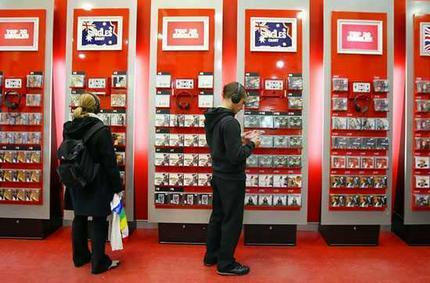 Opinion: Death of Music Store | Music business | Scoop.it