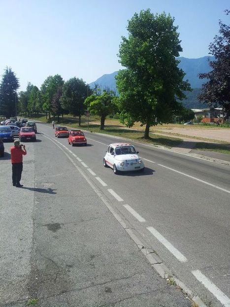 SEGUI DAL VIVO LA TAPPA DEL 4 AGOSTO TOLMEZZO-MALGA MONTASIO « Fiat 500 alla conquista del Friuli – Il blog | Fiat 500 | Scoop.it