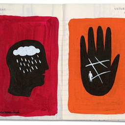 The R&D Lab of Creativity: Inside the Sketchbooks of Beloved Illustrators and Designers | Recalibrate | Scoop.it
