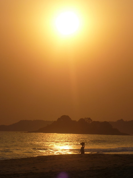 Beautiful Beaches of Ghana | Palm Trees And Pools | Scoop.it