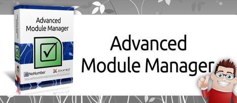 Advanced Module Manager - Joomla! Extension Directory | Joomla dev | Scoop.it