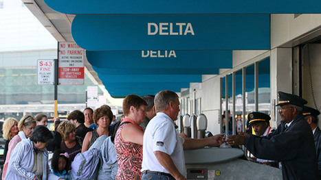 Delta Broke Passenger-Bumping Rules. The Penalty? Buy Some Tablets - Businessweek | Gadgets | Scoop.it